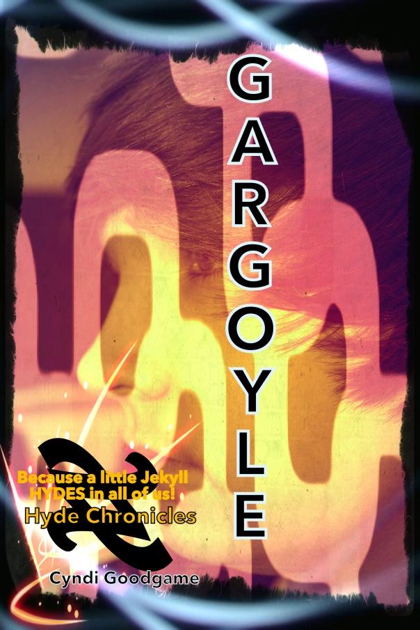 Gargoyle-new stand alone YA  paranormal romance