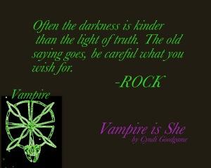 Rock quote