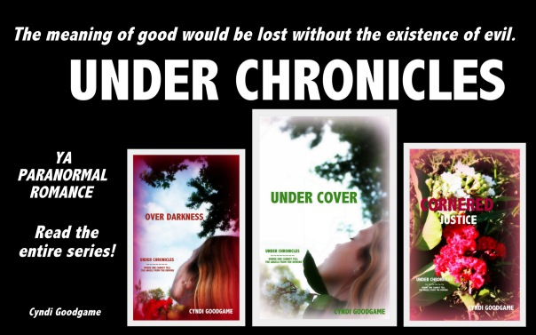 Under Cover books promo